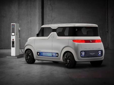 El último Concept de Nissan es una pantalla andante