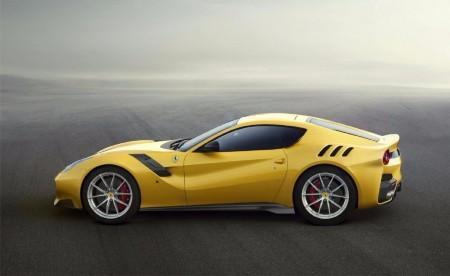Ferrari F12 Tour de France, rememorando el pasado