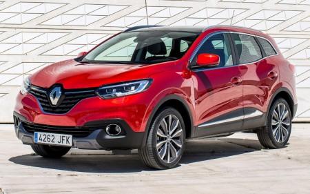 Francia - Septiembre 2015: Renault Kadjar, líder del segmento SUV