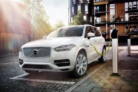 Todos los Volvo serán híbridos y un nuevo eléctrico llegará en 2019