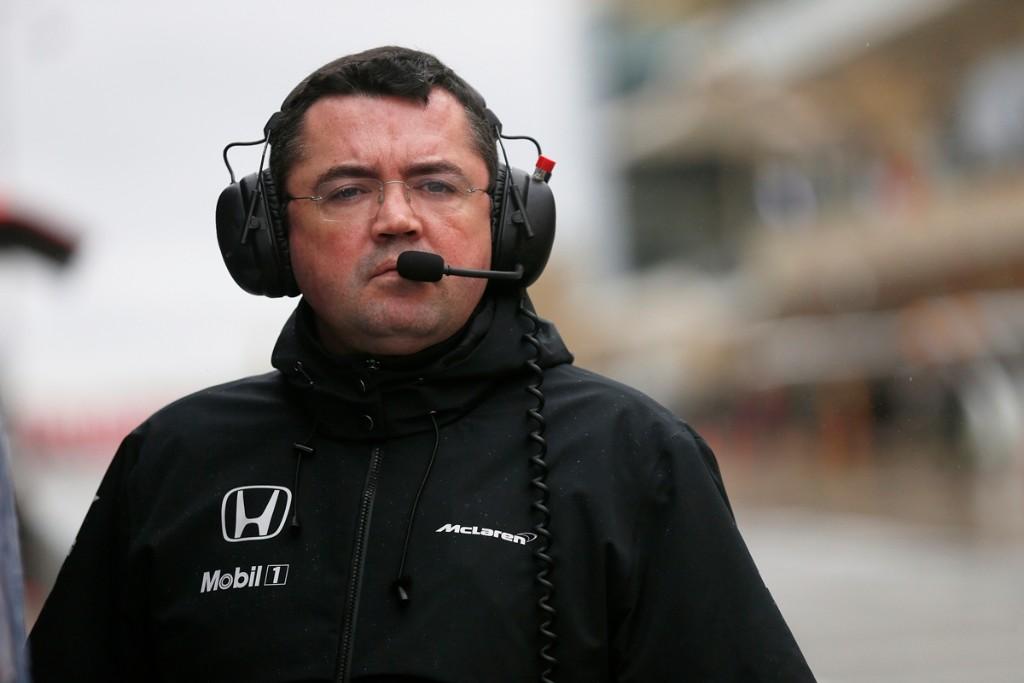 """GP México: Eric Boullier: """"McLaren no es una organización de caridad"""""""