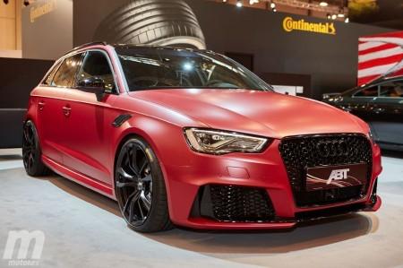 ABT y sus nuevos 450 CV para el Audi RS3 Sportback