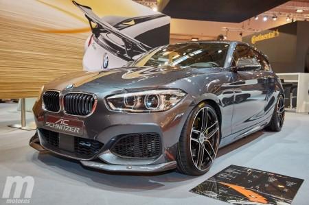 BMW 150d por AC Schnitzer: tres turbos y 400 CV para este imponente Serie 1 diésel