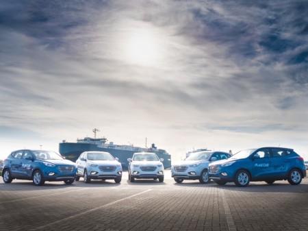 Hyundai ix35 Fuel Cell, el primer coche de hidrógeno que se venderá en España