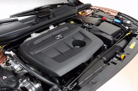 Infiniti Q30, estos son sus motores y especificaciones