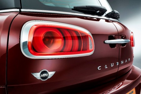 El MINI Clubman contará con tracción total en 2016