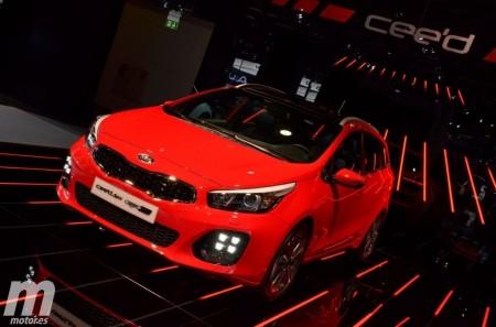Prueba nuevo Kia Cee'd, apostando por la eficiencia y la tecnología