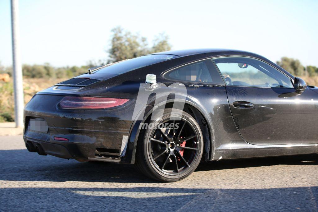 2018 - [Porsche] 911 Porsche-911-chassis-testing-mule-2018-201524335_2