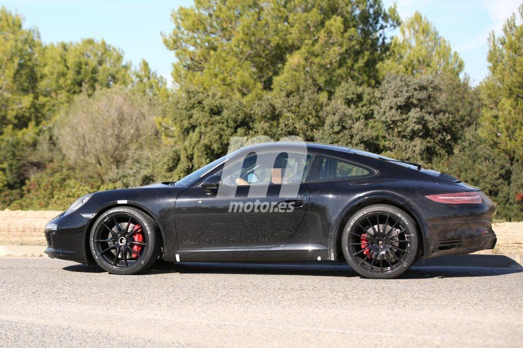 2018 - [Porsche] 911 Porsche-911-chassis-testing-mule-2018-201524335_7