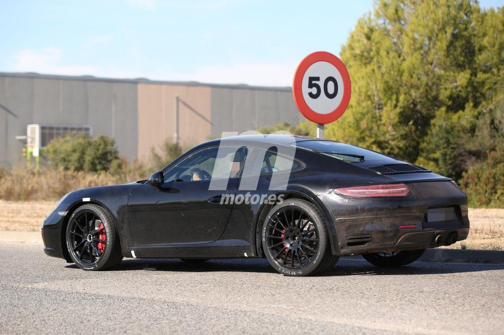 2018 - [Porsche] 911 Porsche-911-chassis-testing-mule-2018-201524335_8