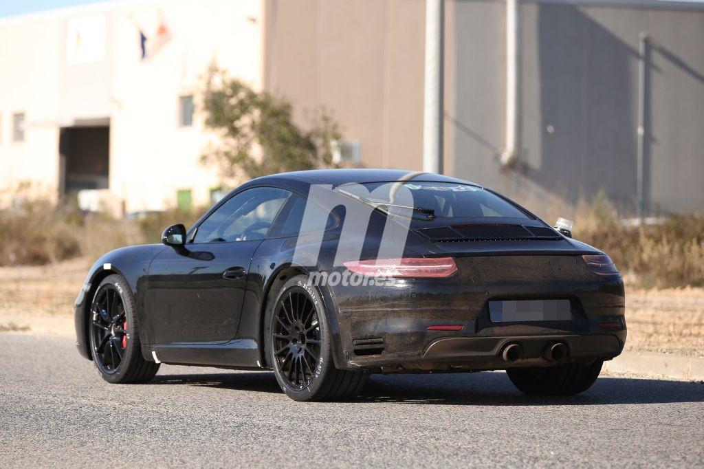 2018 - [Porsche] 911 Porsche-911-chassis-testing-mule-2018-201524335_9