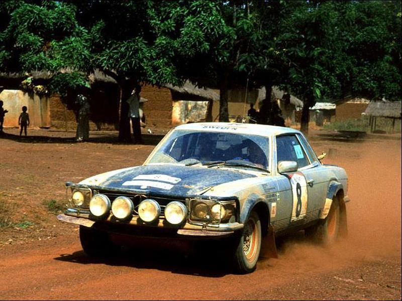 35 años del último triunfo de Mercedes en el WRC