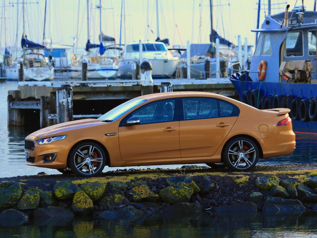 Vuelve el Ford Falcon XR Sprint, y será el último