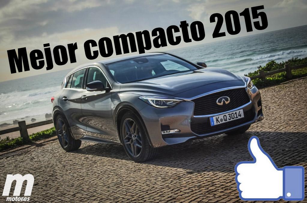 Mejor Compacto 2015 Para Infiniti Q30