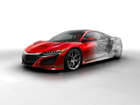 Honda revela el precio del NSX en Estados Unidos