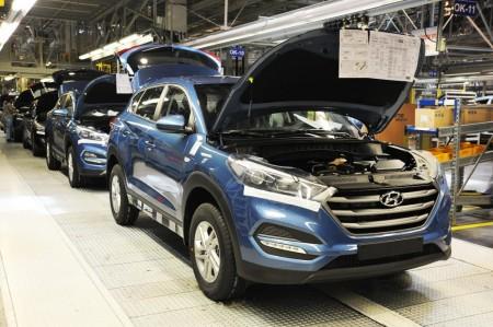 Así es la fábrica de la República Checa donde se produce el nuevo Hyundai Tucson