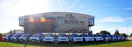 Nuevos coches para la Guardia Civil: Jeep Grand Cherokee y Fiat Scudo