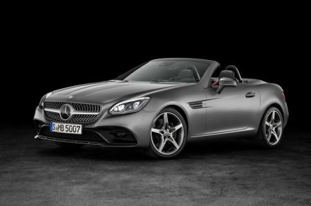 ¡El Mercedes SLC ya es oficial!