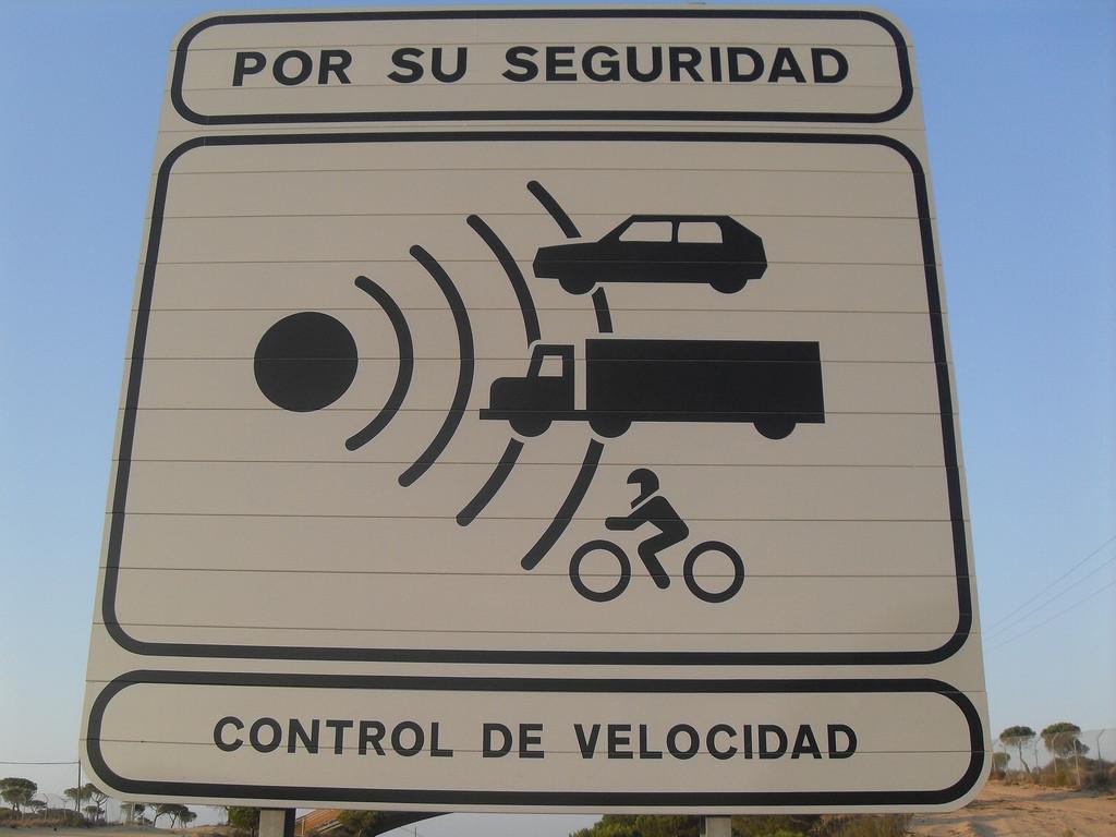Resultado de imagen de multas velocidad dgt