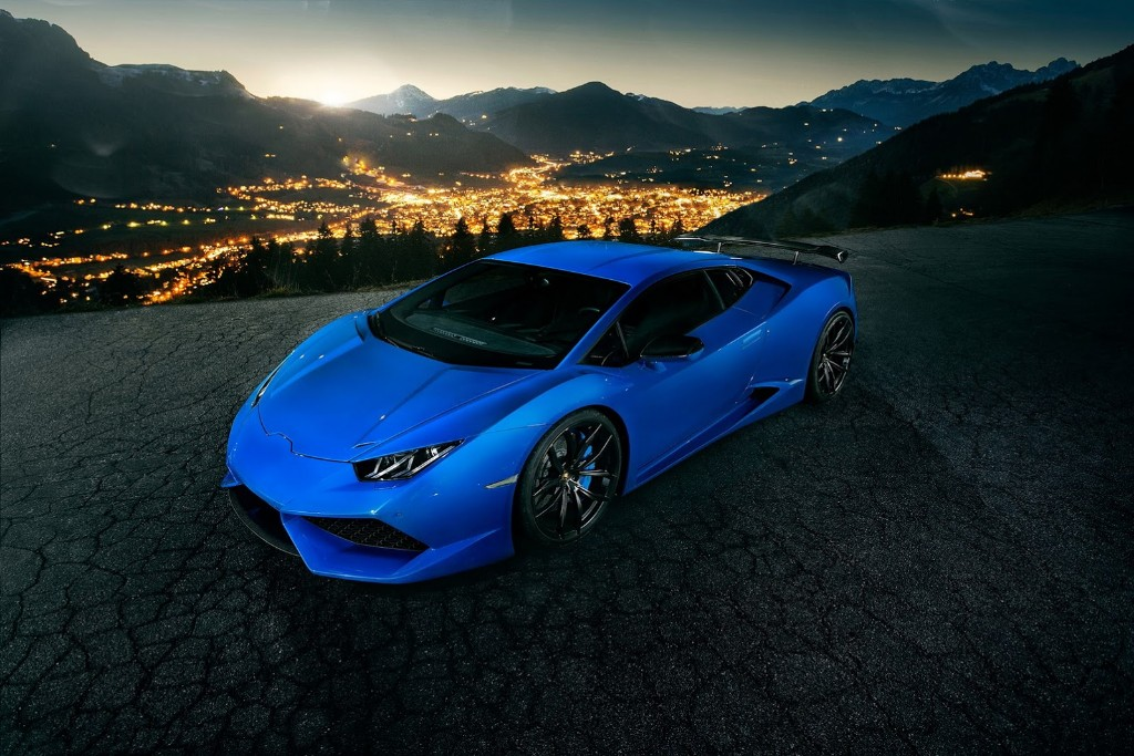 Lamborghini Huracán N-Largo por Novitec Torado, 860 CV que imponen