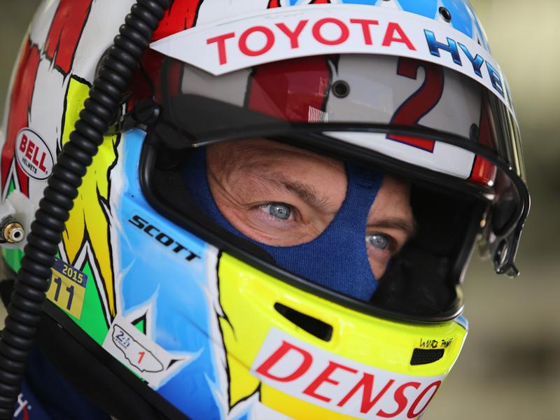 Nuevo rol para Alex Wurz en Toyota Gazoo Racing