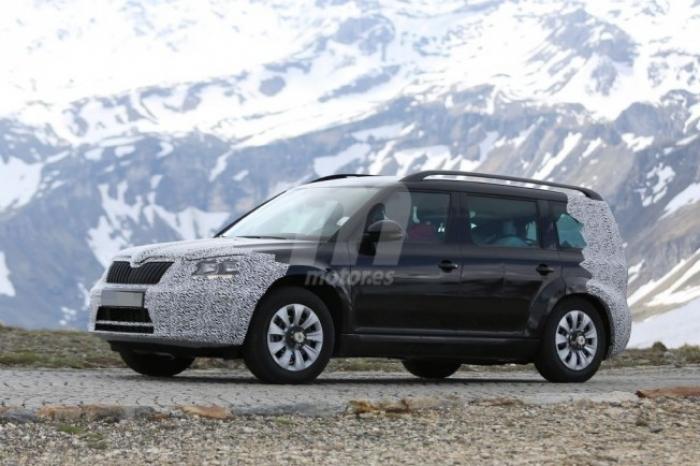 Skoda Kodiak ¿El nombre final para el nuevo SUV de siete plazas?