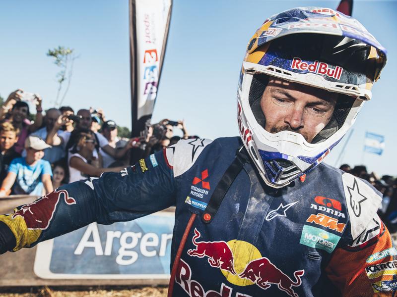 Dakar 2016: Toby Price, el 'koala' que cambió la historia