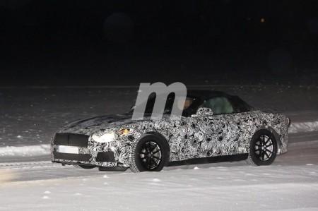 El nuevo BMW Z5 se luce en vídeo