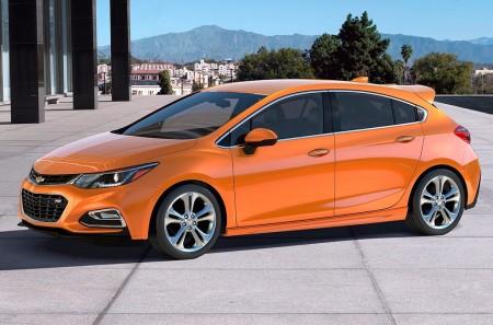 Chevrolet Cruze 2017, el primo americano del Astra se hace oficial