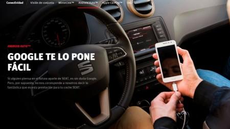 Coches con Android Auto que ya están disponibles en España