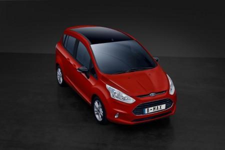 Ford B-MAX 2016, llegan los 'Colour Edition' y el motor 1.0 EcoBoost de 140 CV