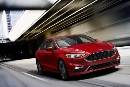 Ford Mondeo 2017, la renovación que llega desde el Salón de Detroit