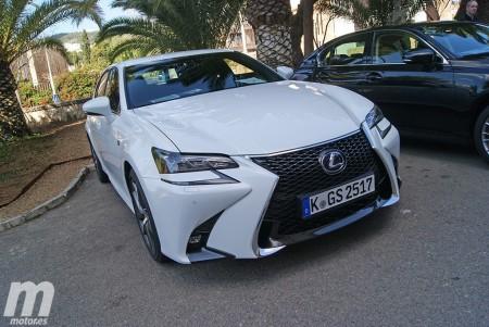 Conoce el nuevo pack de seguridad Lexus Safety System Plus del GS