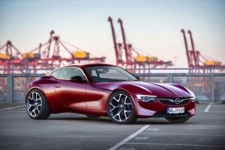 Imaginando el diseño de un nuevo Opel GT de producción, ¿se hará realidad?