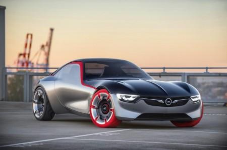 Opel GT Concept 2016, el retorno del pequeño deportivo