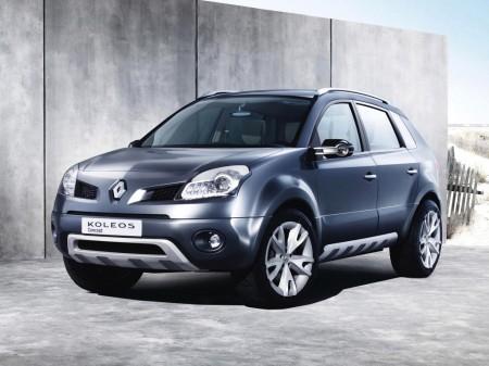 Renault Maxthon, ¿el nuevo SUV francés?