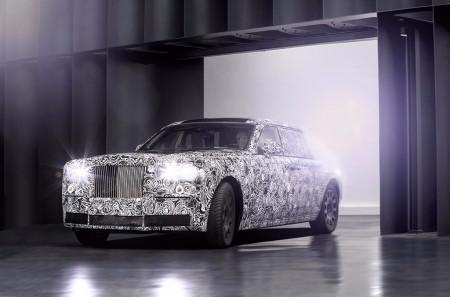 Rolls Royce Cullinan, plataforma de aluminio nueva para su primer SUV