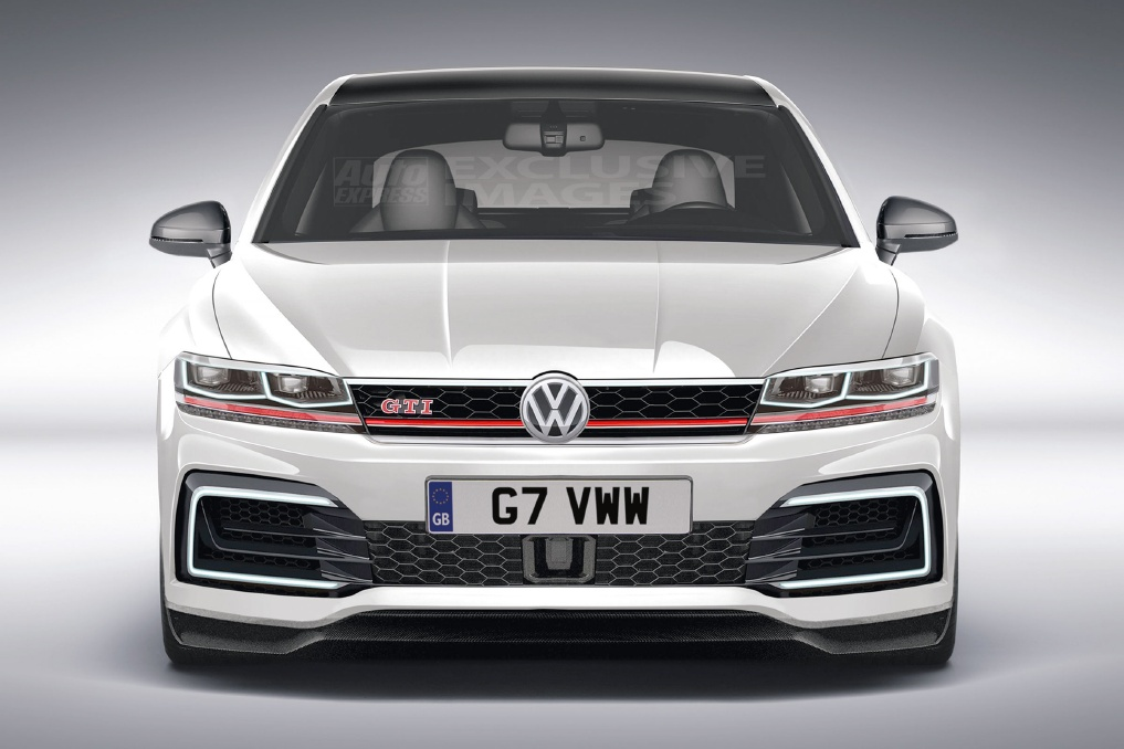volkswagen golf 2017 as ser la octava generaci n. Black Bedroom Furniture Sets. Home Design Ideas