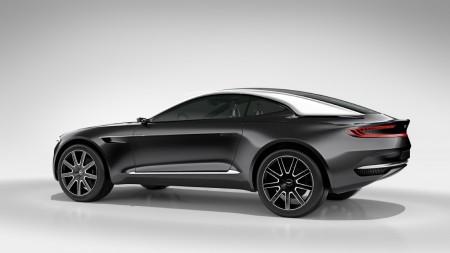 El Aston Martin DBX será fabricado en Gales