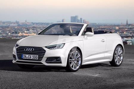 Contemplad el nuevo Audi A1 Cabrio 2018