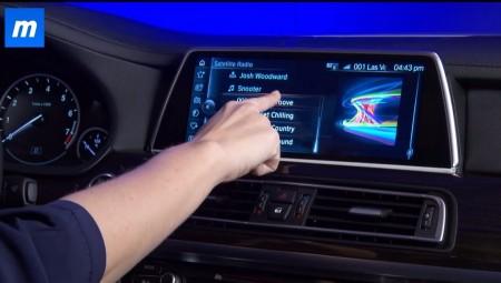 Los BMW X5 y X6 recibirán una pantalla táctil en su próxima actualización