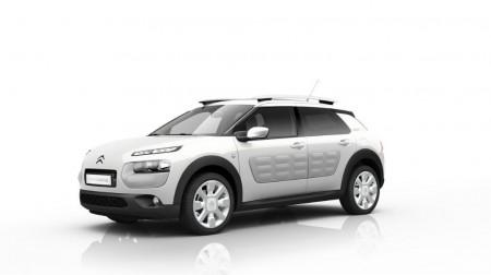 Citroën C4 Cactus W, un toque de elegancia en color blanco