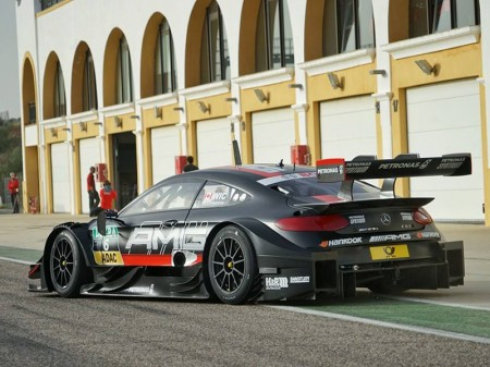 El DTM inicia en Monteblanco su pretemporada