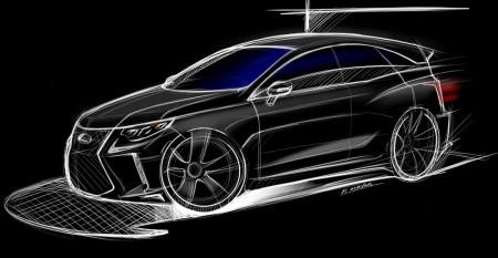 Lexus registra la denominación UX ¿Nuevo crossover compacto a la vista?