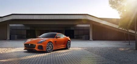 Precios del Jaguar F-Type SVR