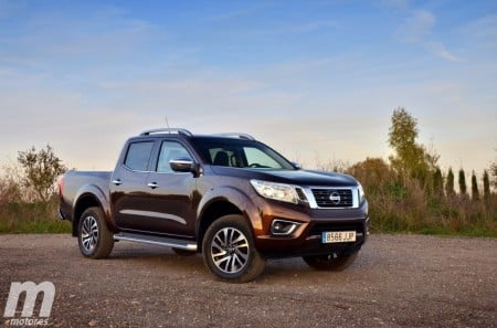 "La nueva Nissan NP300 Navara ""Made in Spain"" disponible desde 18.581 euros"