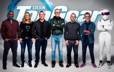 Se hace oficial el equipo de presentadores del nuevo Top Gear