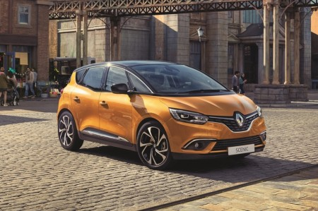 Renault Scenic 2016, ¡primeras imágenes!