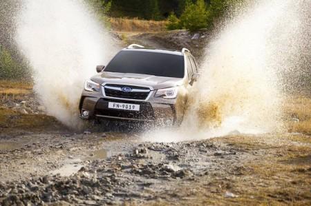 Subaru Forester 2016, más cambios para un todocamino de verdad