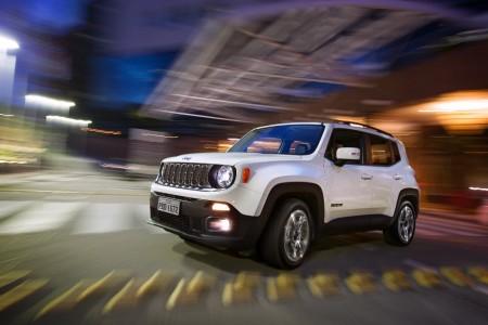 Brasil - Enero 2016: Jeep Renegade y Honda HR-V, de récord